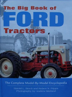 The Big Book of Ford Tractors