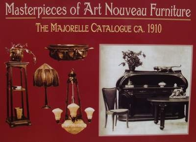 The Majorelle Catalogue Ca. 1910