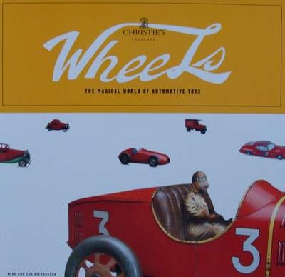 Wheels - The magical world of automotive toys