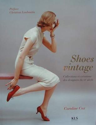 Shoes vintage - Collections & créations des designers du XXe