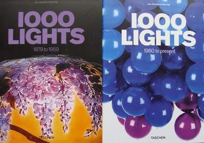 1000 Lights 1879 to 1959 & 1960 to present - 2 Volumes