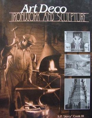Art Deco Ironwork & Sculpture (Fer Forge)