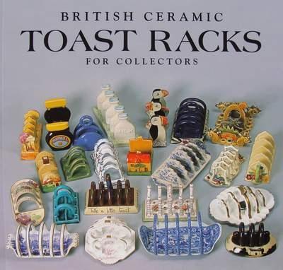 British Ceramic Toast Racks