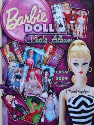 Barbie Doll Photo Album 1959 to 2009 identification & value