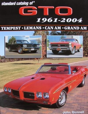 GTO 1961 - 2004 - Tempest, Lemans, Can Am, Grand Am