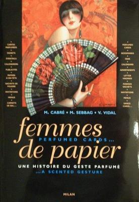 Femmes de papier - History of Perfumed Cards