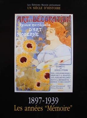 Art & Décoration 1897-1939 Les années