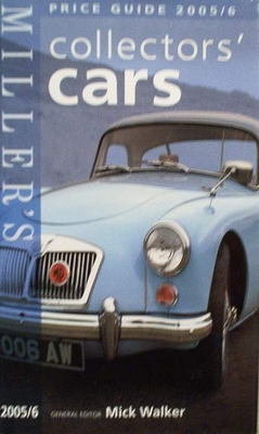 Miller's collectors cars  price guide 2005/2006
