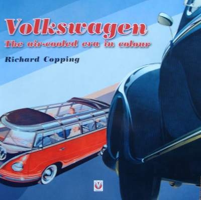 Volkswagen - The air-cooled era in colour