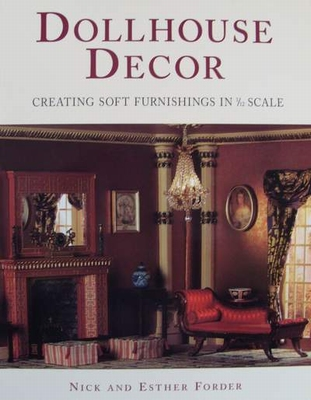 Dollhouse Decor - Creating soft furnishings in 1/12 scale