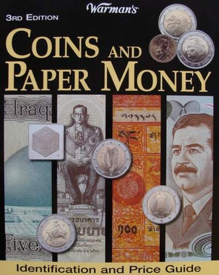 Coins and Paper Money 3rd edition - Price Guide