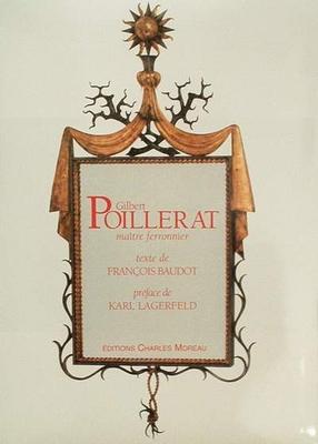 Gilbert Poillerat - maître ferronnier