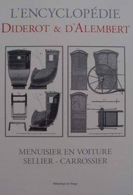 L'encyclopédie Diderot & d'Alembert