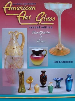 American Art Glass second edition - Price Guide
