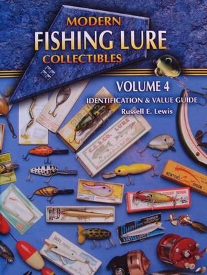 Modern Fishing Lure Collectibles Volume 4 - Price Guide