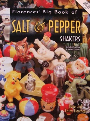 Big Book Of Salt And Pepper Shakers - Price Guide