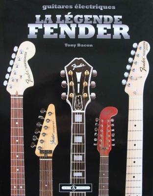 Guitares électriques - La Légende Fender
