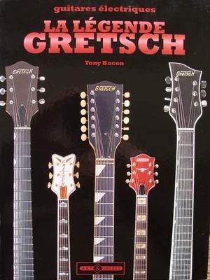 Guitares électriques - La Légende Gretsch