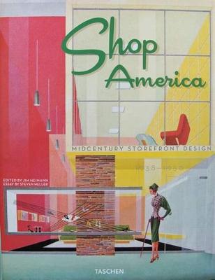 Shop America - Midcentury Storefront Design 1938 - 1950