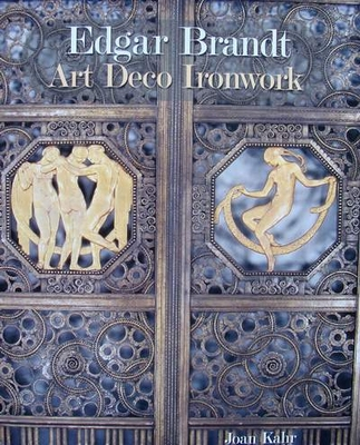 Livre edgar brandt art deco ironwork fer forg for Deco fer forge mural