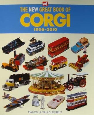 The New Great Book of Corgi 1956-2010