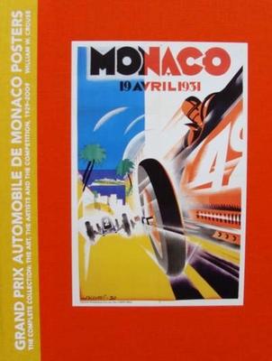 Grand Prix Automobile de Monaco Posters 1929-2009
