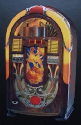 Musikautomaten aus zwei jahrhunderten (Jukebox)