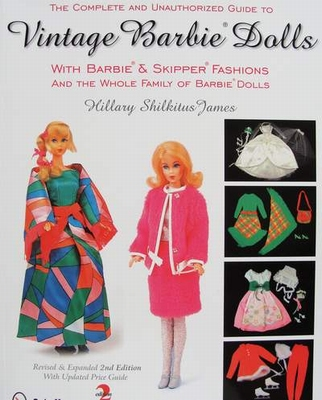 Guide to Vintage Barbie® Dolls - With Values