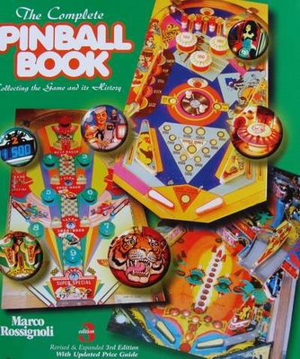 The Complete Pinball Book - Price Guide