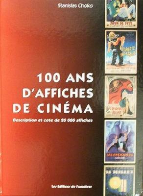 100 ans d'affiches de cinéma