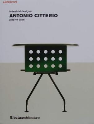Industrial designer Antonio Citterio