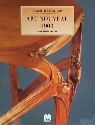 Le mobilier Art Nouveau - 1900