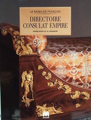 Le mobilier Directoire - Consulat Empire