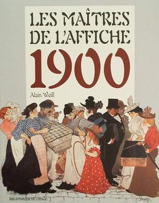 Les Maîtres de l'affiche 1900