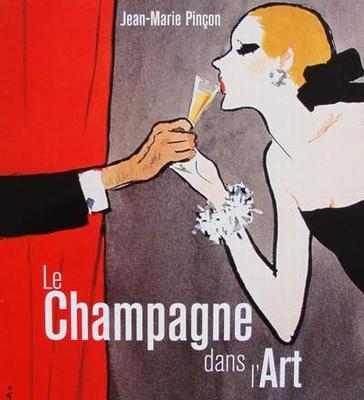 Le Champagne dans l'art