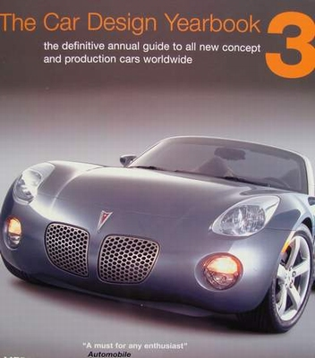 The Car Design Yearbook 3