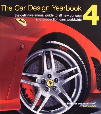 The Car Design Yearbook 4 - The Definitive Annual Guide to A