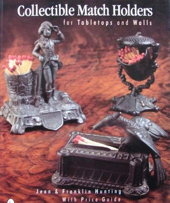Collectible Match Holders for Tabletops & Walls