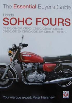 Honda SOHC Fours - The Essential Buyer's Guide