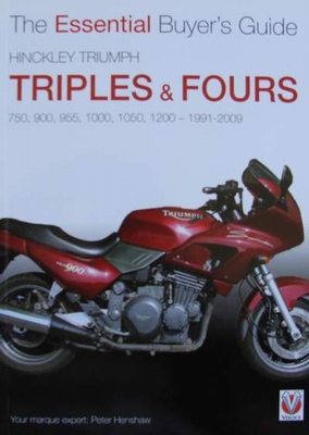 Hinckley Triumph  - The Essential Buyer's Guide