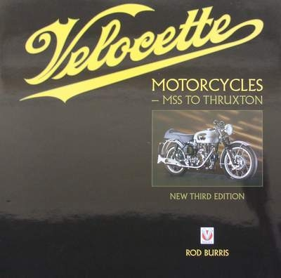 Velocette Motorcycles - MSS to Thruxton