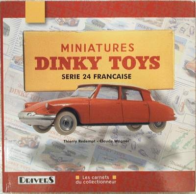 Miniatures Dinky Toys serie 24 Francaise