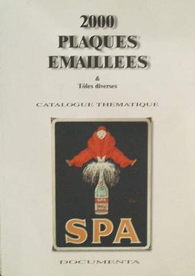 2000 plaques émaillées cata.themat.