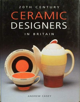20th century ceramic designers in Britain