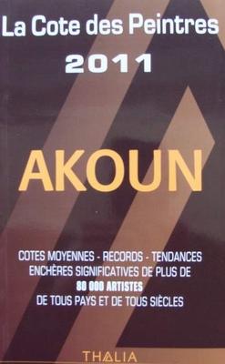 Akoun : La Cote des Peintres 2011