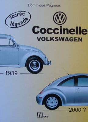 Coccinelle Volkswagen 1939 - 2000 (vw cox)