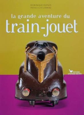 La grande aventure du train - jouet
