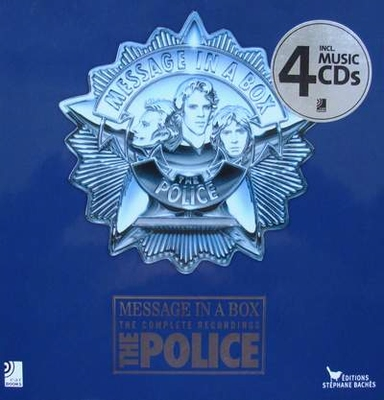 The Police : Message in a box - The complete recordings