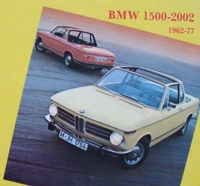 BMW 1500 - 2002 : 1962-1977