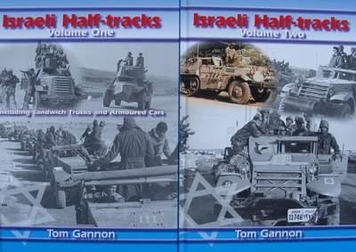Israeli Half-Tracks - 2 Volumes